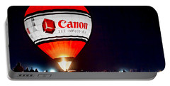 Canon - See Impossible - Hot Air Balloon Portable Battery Charger