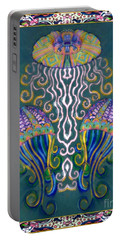 Canopy Under The Sea Portable Battery Charger by Wbk