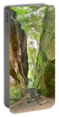 Cantwell Cliffs Trail Hocking Hills Ohio Portable Battery Charger