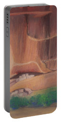 Canyon De Chelly Cliffdwellers #2 Portable Battery Charger