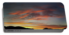 Canyon Hills Sunrise Portable Battery Charger