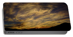 Canyon Hills Sunset Portable Battery Charger