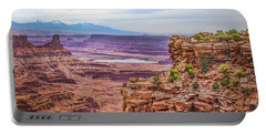 Canyon Landscape Portable Battery Charger