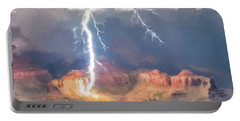 Canyon Storm Portable Battery Charger