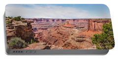 Canyonlands Near Moab Portable Battery Charger