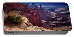 Canyonlands Vista  Portable Battery Charger