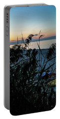 Portable Battery Charger featuring the photograph Cape Cod Bay by Bruce Carpenter