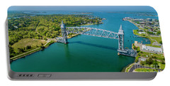Cape Cod Canal Railroad Portable Battery Charger