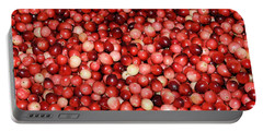 Cape Cod Cranberries Portable Battery Charger