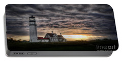 Cape Cod Lighthouse Portable Battery Charger