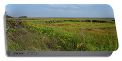 Cape Cod Marsh Portable Battery Charger