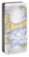 Cape Cod, Martha's Vineyard And Nantucket Chart Portable Battery Charger
