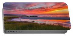 Cape Cod Skaket Beach Sunset Portable Battery Charger