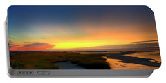 Cape Cod Sunset Portable Battery Charger