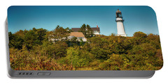Cape Elizabeth Lighthouse Portable Battery Charger