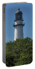 Cape Elizabeth Lighthouse Tower Portable Battery Charger