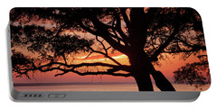 Cape Fear Sunset Overlook Portable Battery Charger
