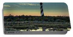 Cape Hatteras Sunset Portable Battery Charger