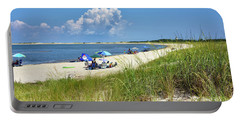 Cape Henlopen State Park - Beach Time Portable Battery Charger