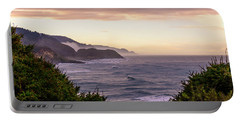 Cape Perpetua, Oregon Coast Portable Battery Charger