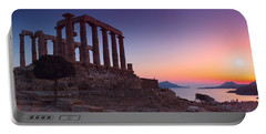 Cape Sounion Portable Battery Charger