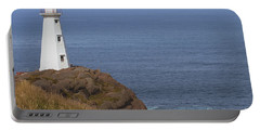 Cape Spear Portable Battery Charger by Eunice Gibb