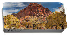 Capital Reef Autumn Portable Battery Charger