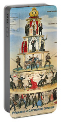 Capitalist Pyramid, 1911 - To License For Professional Use Visit Granger.com Portable Battery Charger