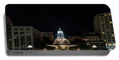 Capitol And Fountain Portable Battery Charger