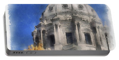 Capitol Dome St Paul Minnesota Portable Battery Charger