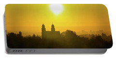 Capitol Hill Sunrise   Portable Battery Charger