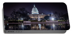 Capitol Reflects Portable Battery Charger