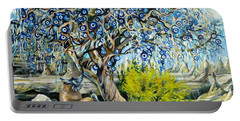 Cappadocia Nazar Tree Portable Battery Charger
