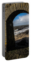 Cappagh Pier And Ireland's Shannon Estuary Portable Battery Charger
