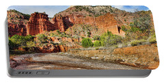 Caprock Canyon Portable Battery Charger