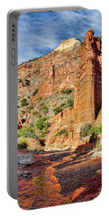 Caprock Canyon Cliff Portable Battery Charger
