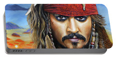 Captain Jack Portable Battery Charger