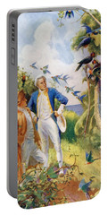 Botany Bay Drawings Portable Battery Chargers