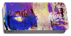 Portable Battery Charger featuring the painting Captiva by Dominic Piperata