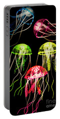 Captivating Connectivity Portable Battery Charger by Jorgo Photography - Wall Art Gallery