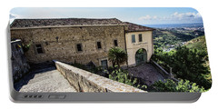 Capuchin Monastery - Sicily Portable Battery Charger