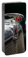 Car Mascot V Portable Battery Charger by Helen Northcott