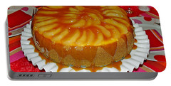 Caramel Apple Cheesecake Valentine Portable Battery Charger