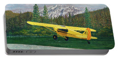 Carbon Cub Riverbank Takeoff Portable Battery Charger
