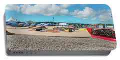 Cardiff Bay Skate Park Portable Battery Charger