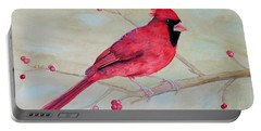Cardinal II Portable Battery Charger