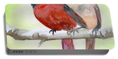 Cardinals Portable Battery Charger