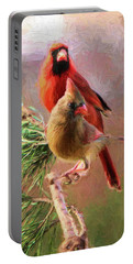 Cardinals2 Portable Battery Charger