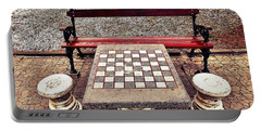 Care For A Game Of Chess? Portable Battery Charger