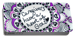 Caregiver Sun Portable Battery Charger